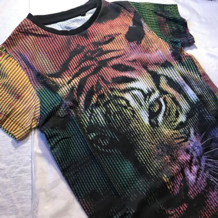 7 & 8 Year  Tiger Top